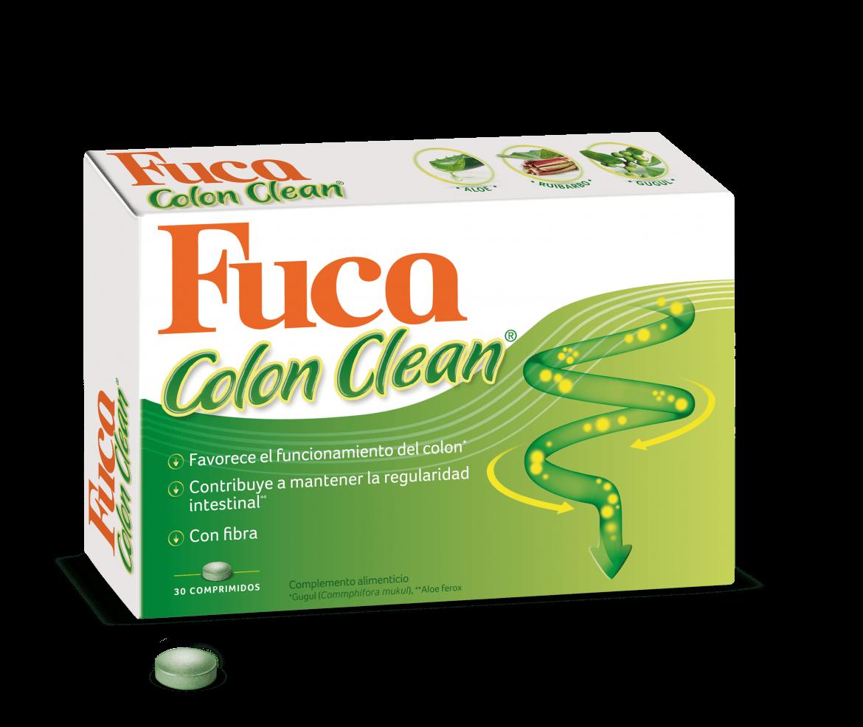 Fuca Colon Clean: colon limpio y saludable