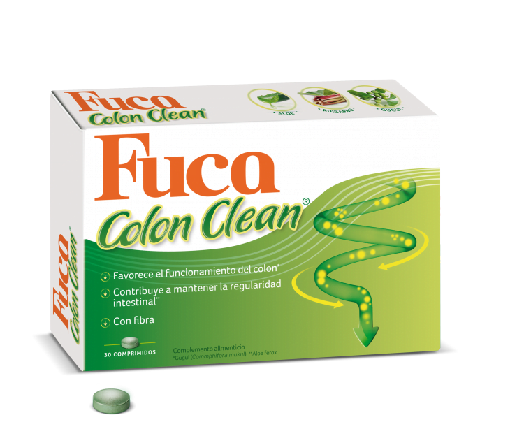 Fuca Colon Clean