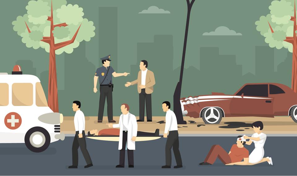 La mortalidad por accidentes de circulación en ancianos cuadruplica la del resto