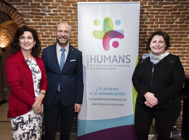La Fundación Humans promueve la participación ciudadana en el SNS