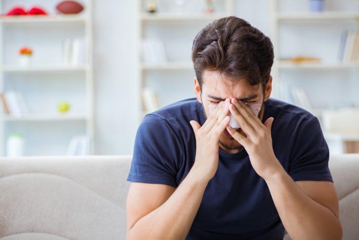 Epistaxis: cómo actuar frente al sangrado nasal