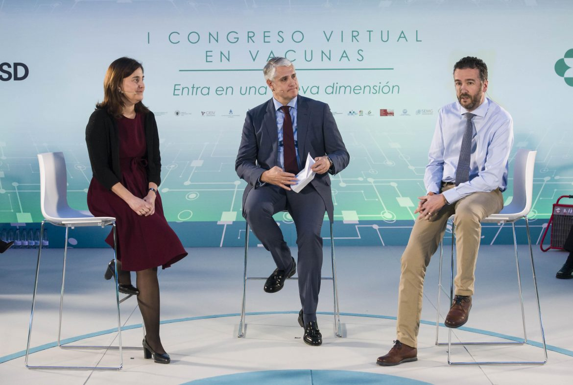 Arranca el primer Congreso Virtual de Vacunas