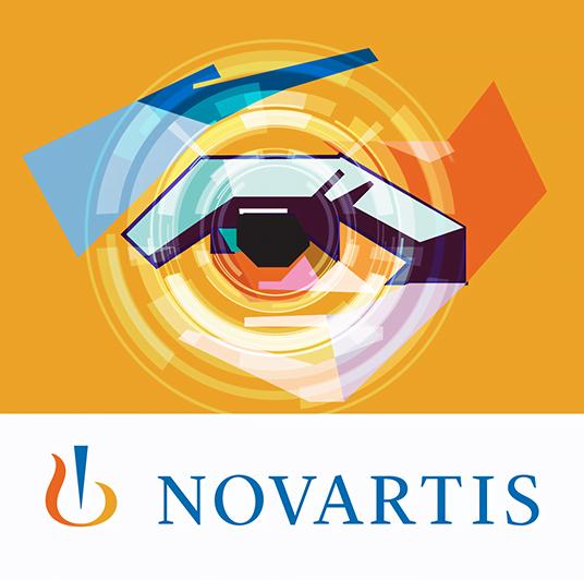 Novartis lanza una aplicación de reconocimiento facial para personas ciegas