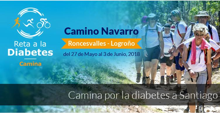 Arranca una nueva edición de 'Camina por la Diabetes a Santiago'