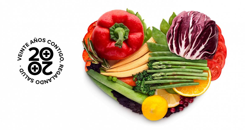"""Sigue esta """"dieta cardiovascular"""" y alimenta tu corazón"""