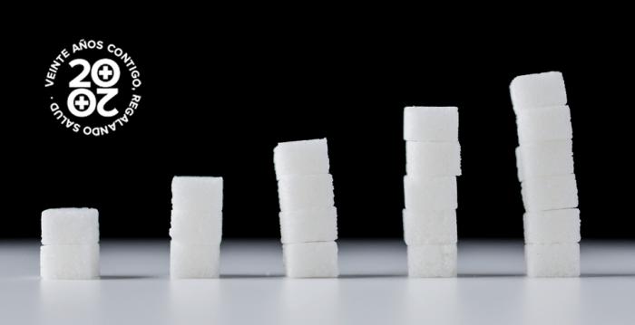 """Azúcar blanco refinado, una """"bomba"""" para la salud"""