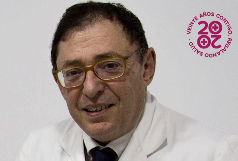"""Dr. Santiago Palacios: """"Sí, estoy a favor de la existencia de densitómetros en las farmacias"""""""