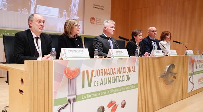 Termina la IV Jornada Nacional de Alimentación con un gran éxito de convocatoria