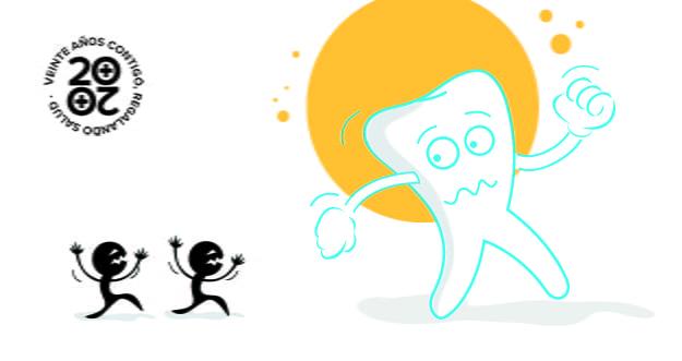 9 alimentos que manchan los dientes