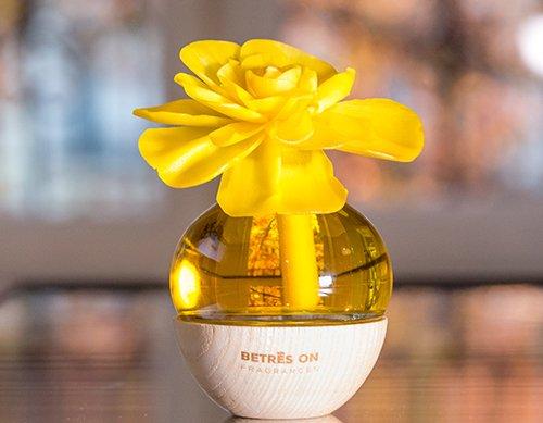 La marca de perfumes Betrés On amplía su gama