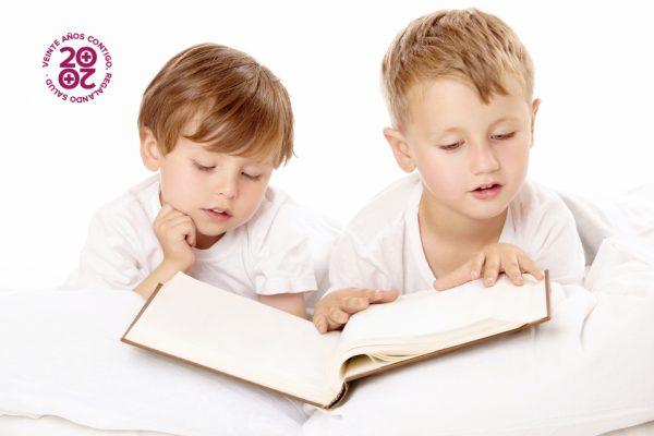 Los pediatras recuerdan la importancia de la lectura para favorecer el desarrollo cognitivo desde la infancia