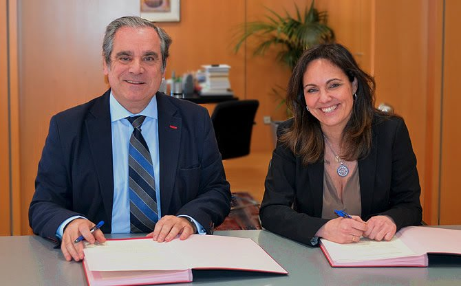El CGCOF apoyará a la Fundación Luzón en su lucha contra la ELA