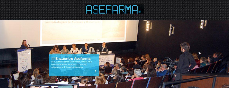 23 de mayo, tercer Encuentro Asefarma