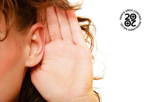 La alergia primaveral puede causar pérdida de audición
