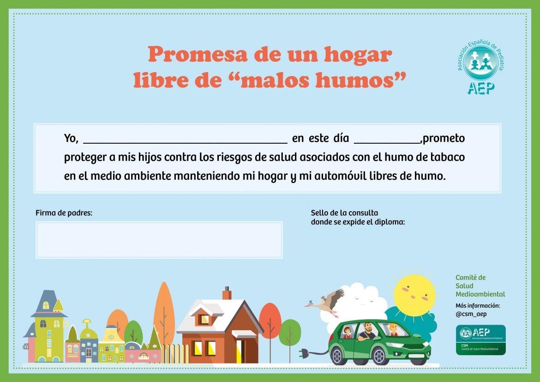 La mitad de los niños españoles convive con el humo del tabaco