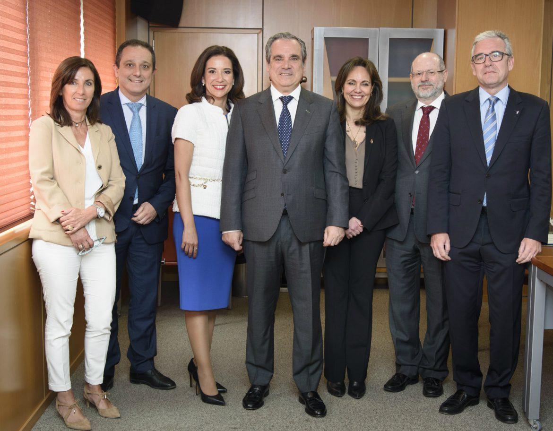 Jesús Aguilar, reelegido presidente del CGCOF
