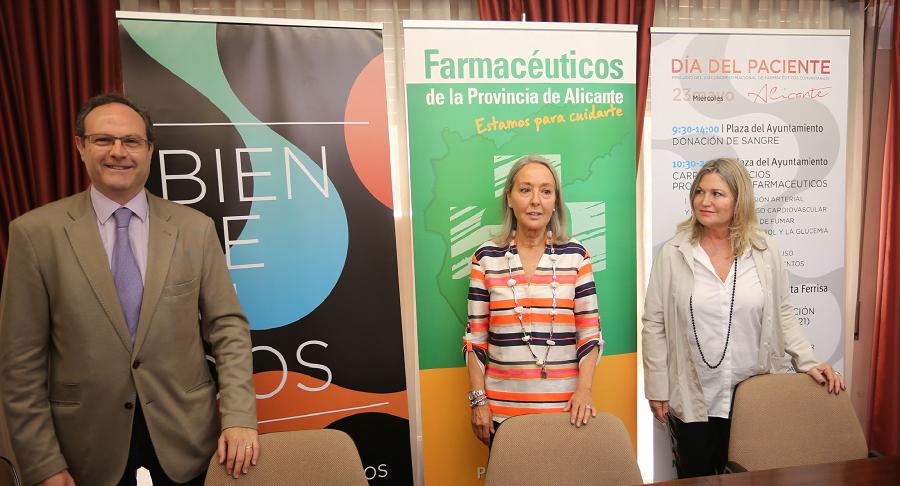 Récord de participación farmacéutica en el VIII Congreso de Farmacéuticos Comunitarios en Alicante