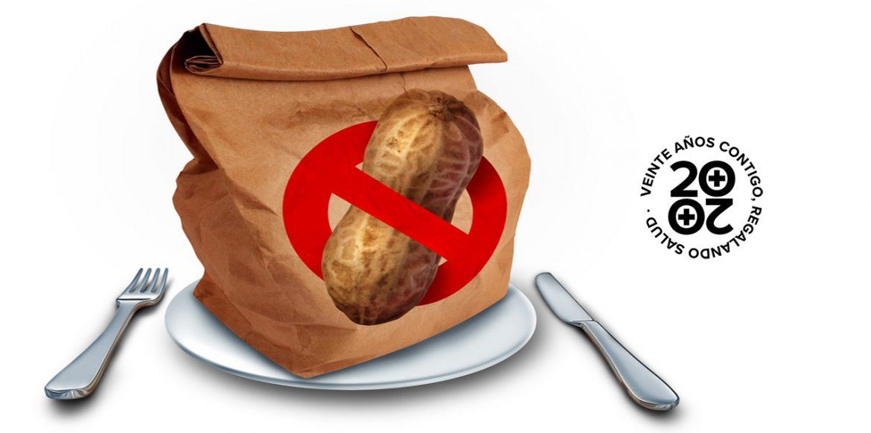 Aumentan los casos de anafilaxia inducida por alimentos