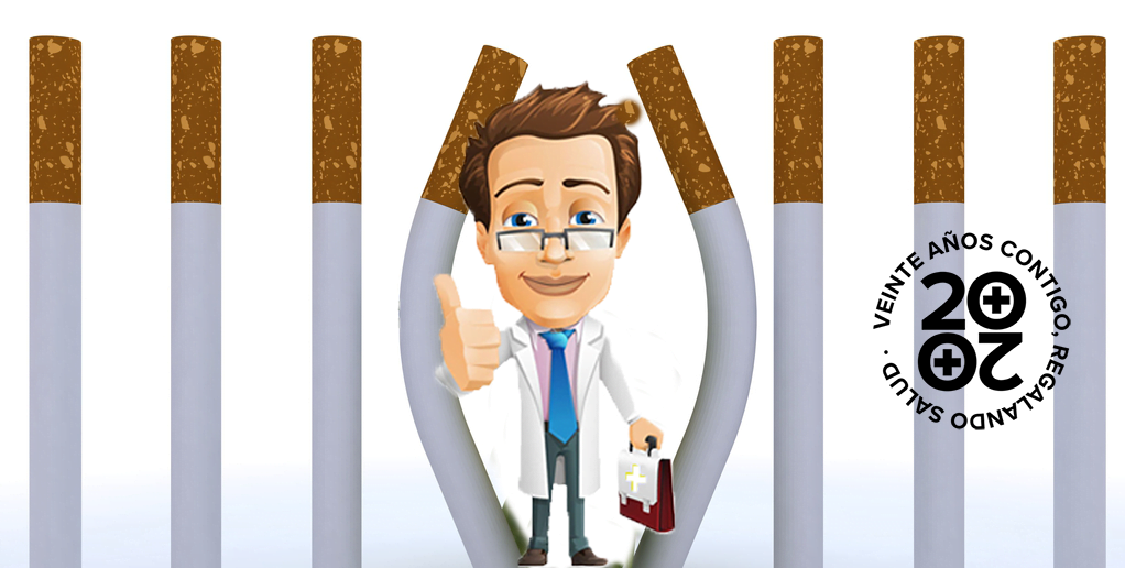 Adiós al tabacoen tu farmacia