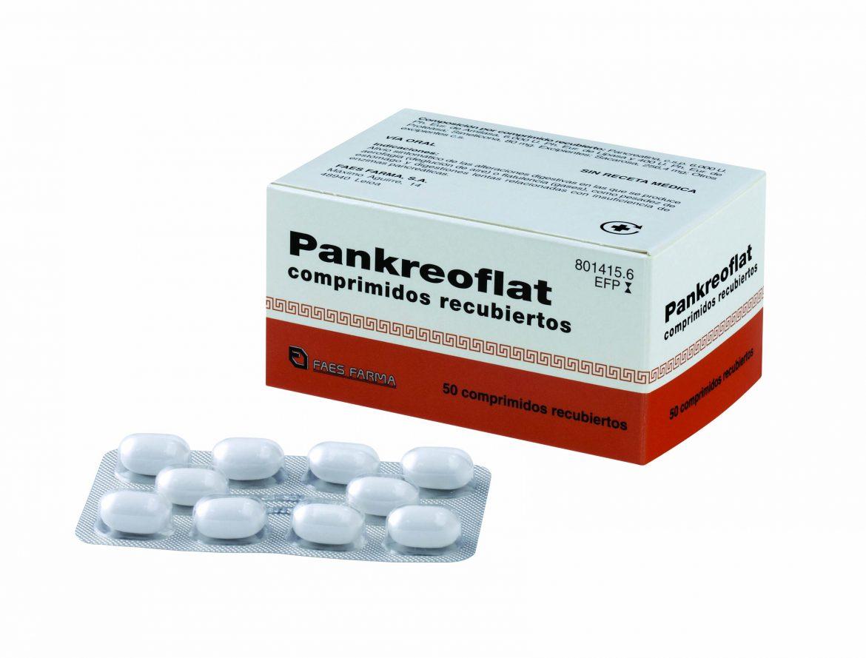 Pankreoflat, complemento para un vientre plano