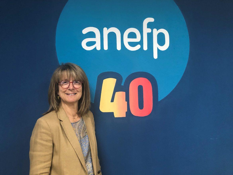 Elena Zabala, reelegida presidenta de la Asociación para el Autocuidado de la Salud