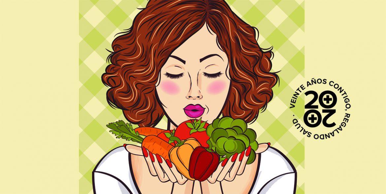 Cambios hormonales: qué comer para superarlos