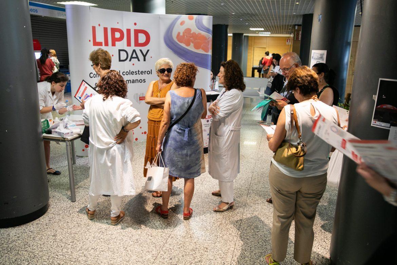 Se celebra la campaña 'Lipid Day. Controlar el colesterol está en tus manos'
