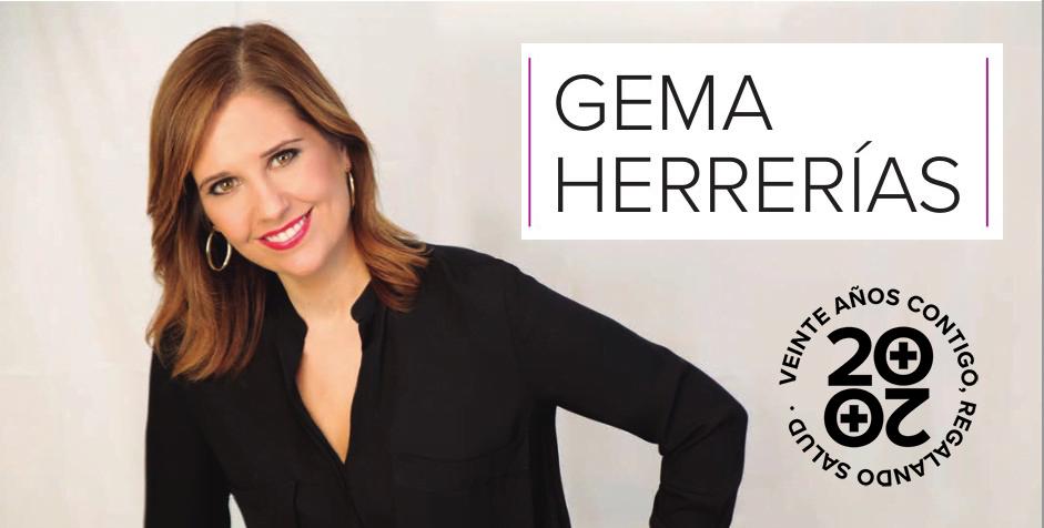 """GEMA HERRERÍAS: """"Para empezar en el mundo digital empezaría por crear un blog alojado en una web"""""""