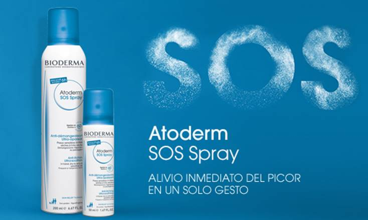 Atoderm SOS Spray