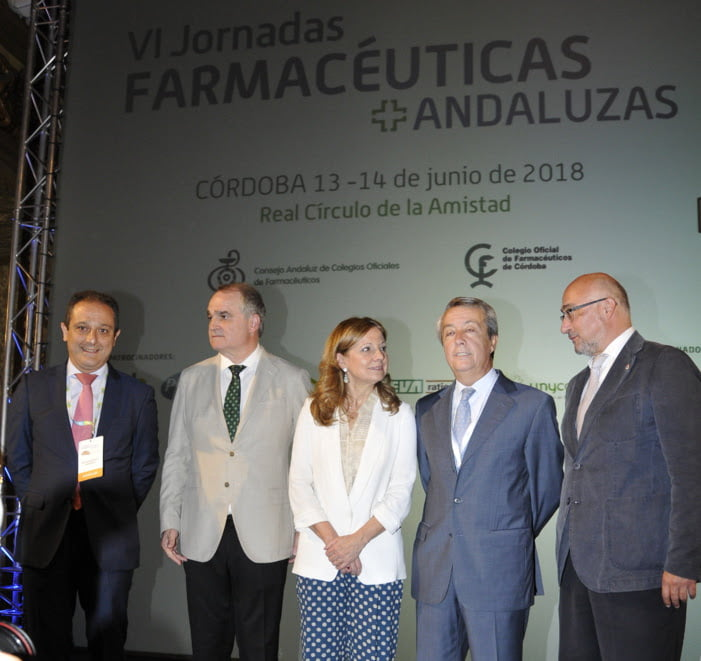 farmacéuticos andaluces