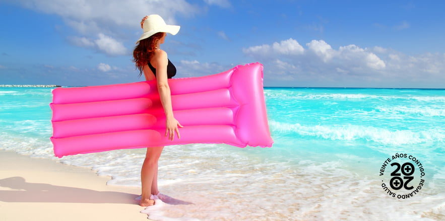 """Momento playa"": pon tu piel a punto"