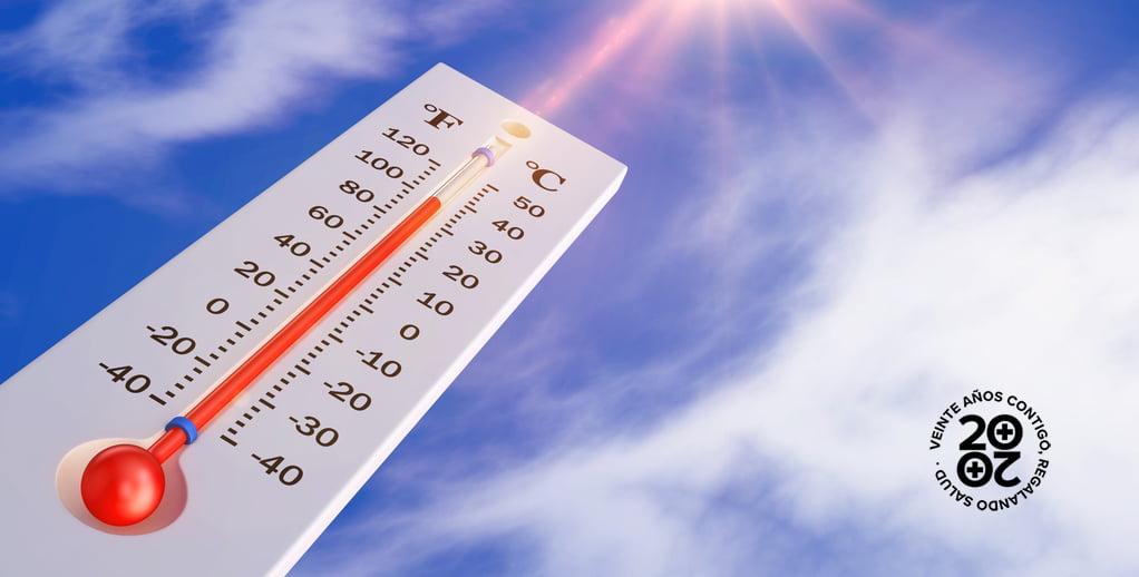 Ola de calor:plántale cara en 10 gestos