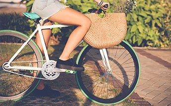 7 consejos para montar en bici sin dañar el suelo pélvico