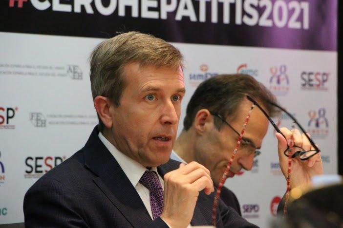 """Eliminar la hepatitis C en España, """"un objetivo verdaderamente asequible"""""""