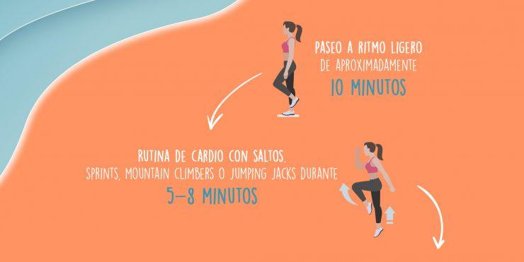 ejercicios para realizar en la playa