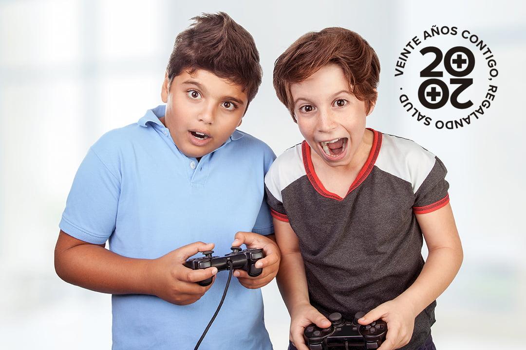 En verano debutan muchas adicciones tecnológicas en menores