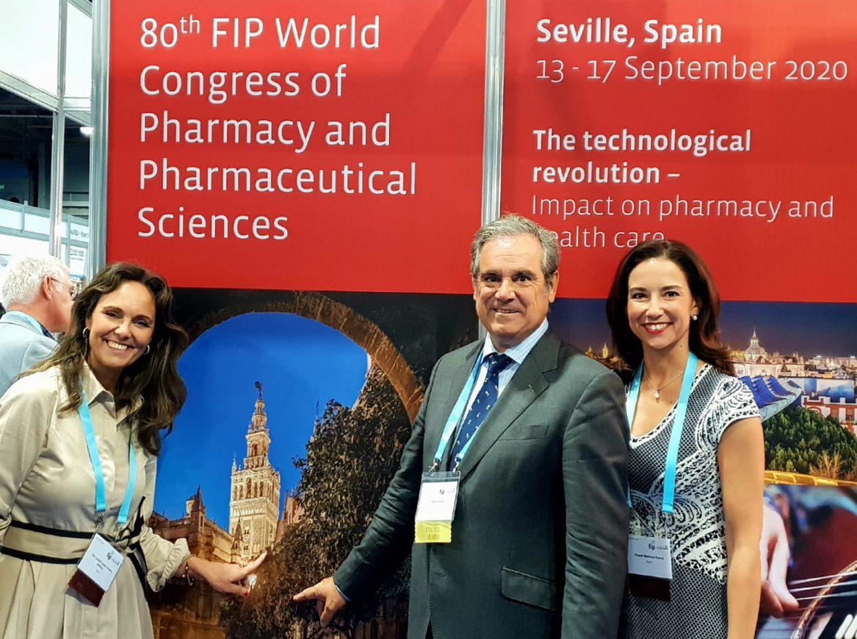 Sevilla acogerá del 13 al 17 de septiembre de 2020 el Congreso Mundial de Farmacia y Ciencias Farmacéuticas de 2020