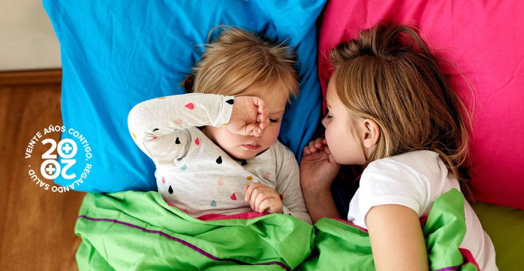 Apnea del sueño en niños: afecta a la atención, la memoria y la visión