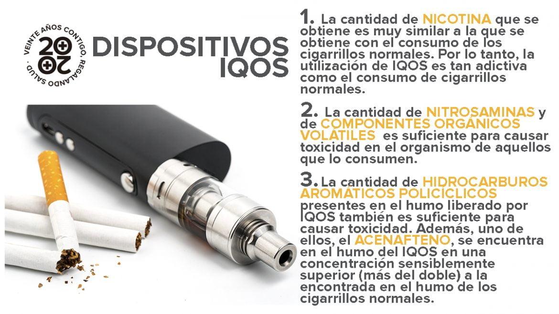 Los cigarrillos electrónicos, nueva maniobra de captación de fumadores adolescentes