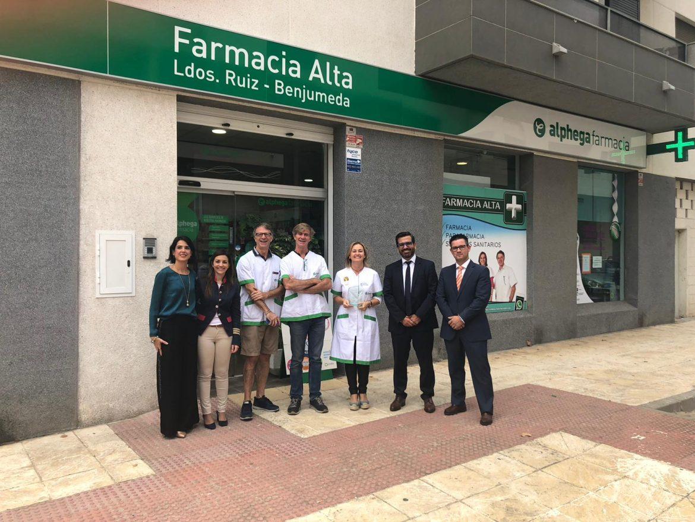 Alphega Farmacia inaugura su 1ª Farmacia Full Branding en Andalucía