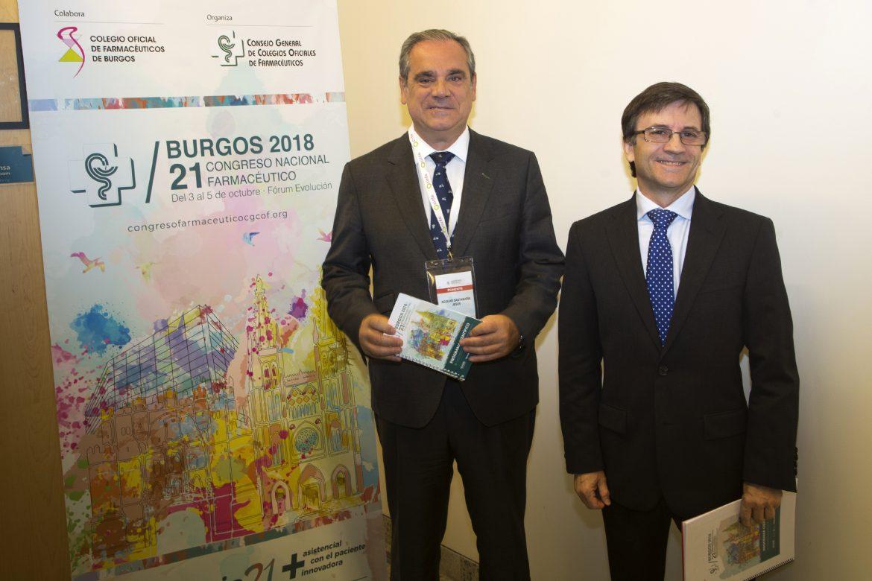 1.400 farmacéuticos asisten en Burgos al Congreso Nacional