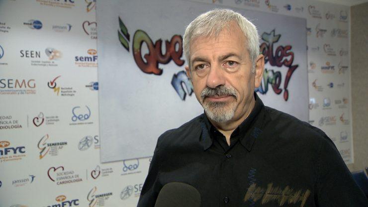 Carlos Sobera diabetico