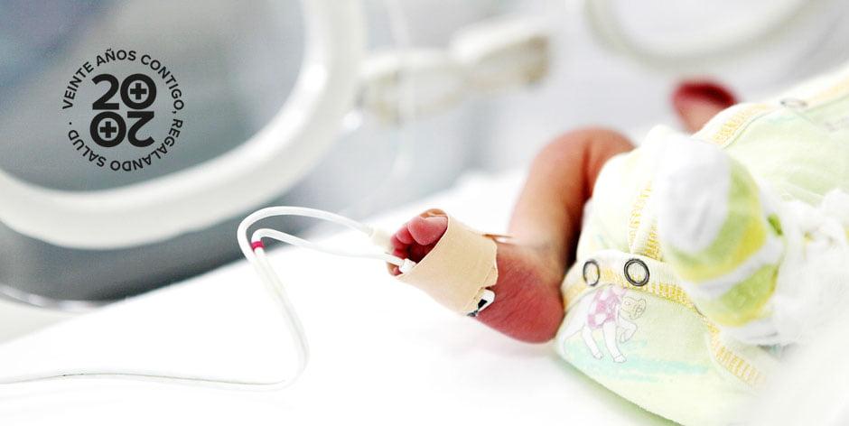 """""""Cuando nace un bebé prematuro, toda la familia necesita cuidados"""""""