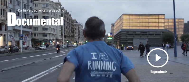 Un documental recoge testimonios sobre el cáncer de pulmón