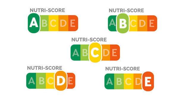 Los alimentos mostrarán su calidad nutricional con discos de colores