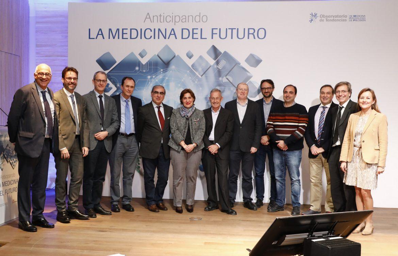 Fundación Instituto Roche celebra la jornada 'Anticipando la Medicina del Futuro'
