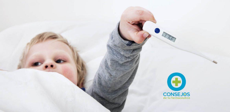 Gripe en niños: cuándo acudir a urgencias