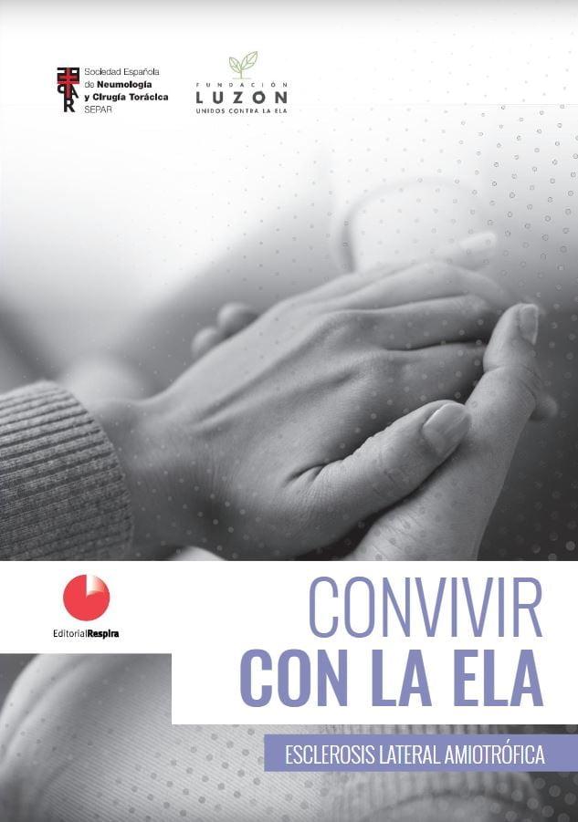 """Guía gratuita """"Convivir con la ELA"""" para pacientes y cuidadores"""