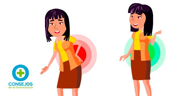 Diez consejos para hacer frente al lumbago