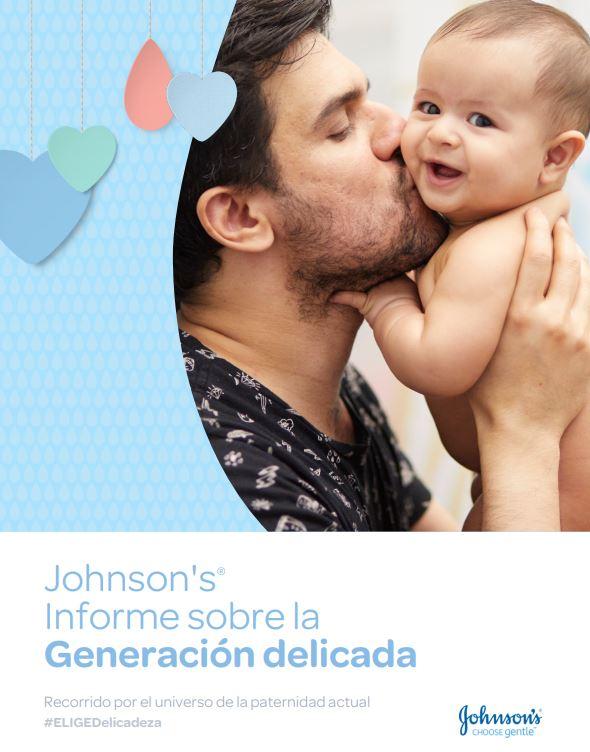 Johnson's Baby: nuevas formulaciones y nueva imagen